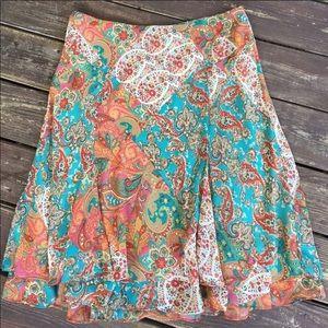 Women's Chaps Skirt.